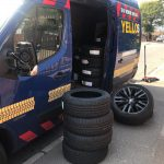 24 Hour Mobile Tyre Fitting Yellow Tyres