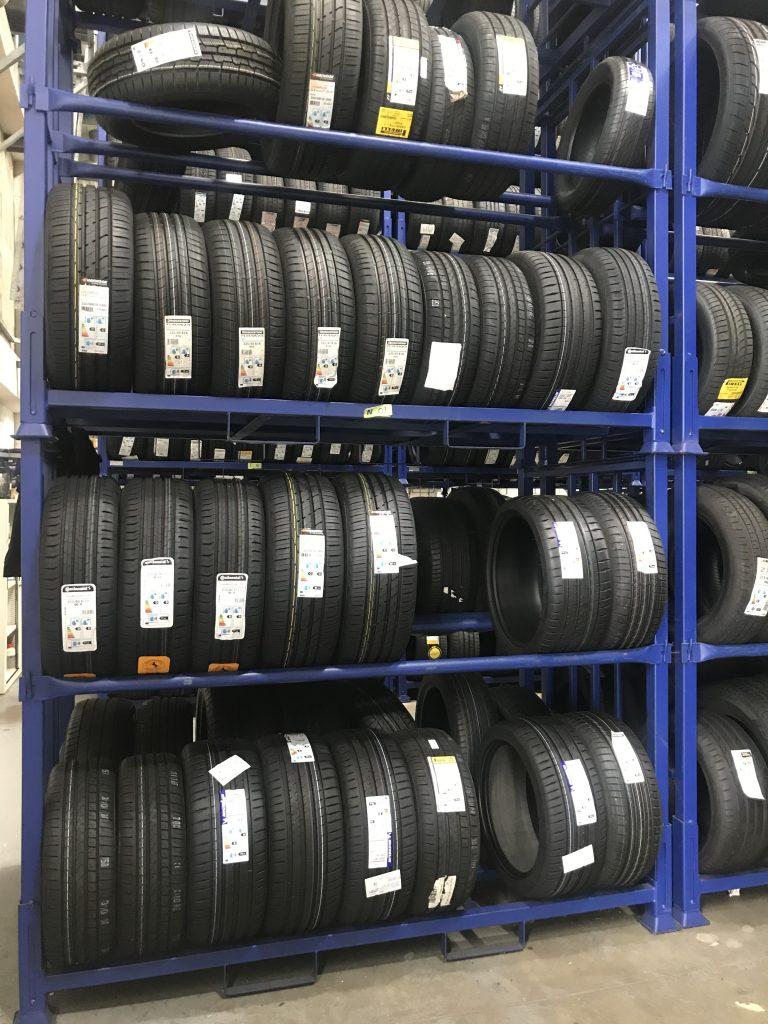 Yellow Tyres London E1 5RZ